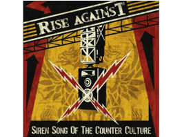 Rise Against - SIREN SONG OF THE COUNTER CULTURE - (CD)