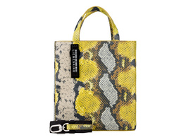 Tragetasche mit Schlangenmuster - Zaio Paper Bag Tote S