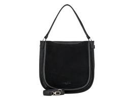 Hobo Bag in Sattelform - Silver Lake Hobo L