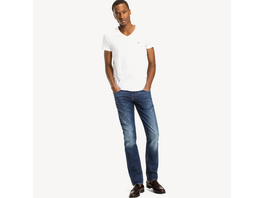 CORE STRETCH SLIM VNECK TEE