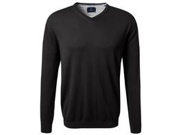 V-Neck Pullover, supersoft - Regular Fit