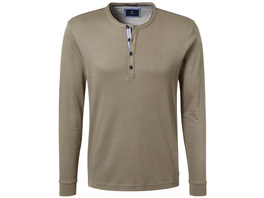 Serafino Longsleeve, supersoft - Modern Fit