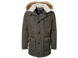 Winterparka mit RFID Schutz - Regular Fit