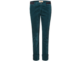 Samtchinomit Glitzergalon - Slim Fit Jeanne