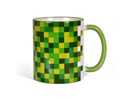 Pixel Tasse