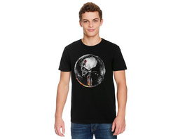Punisher - Blood Logo T-Shirt schwarz