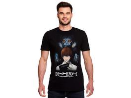 Death Note - Ryuk & Kira T-Shirt schwarz