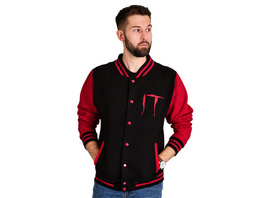 Stephen Kings ES - Pennywise College Jacke