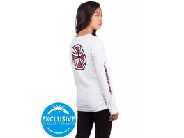 Bar Cross Long Sleeve T-Shirt