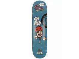 Against Sk8 Enemies 7.87 Skateboard Deck