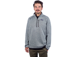 Better Sweater 1/4 Zip Fleece Pullover