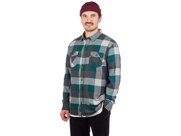 Box Flannel Shirt