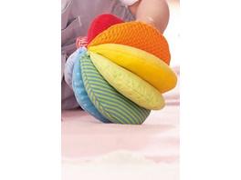 HABA Stoffball: Regenbogen