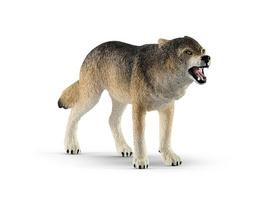 Schleich 14821 - Wild Life, Wolf, Spielfigur, Tierfigur, Waldtier