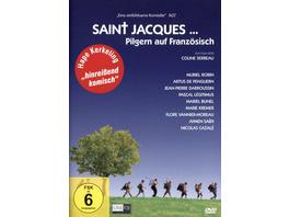 Saint Jacques ... Pilgern auf Französisch