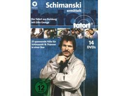 Tatort - Kommissar Schimanski  [14 DVDs]