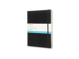 Moleskine Notizbuch, Xlarge, Punktraster, Fester Einband, Schwarz