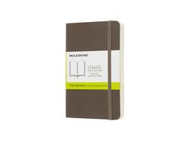Moleskine Notizbuch, Pocket/A6, Blanko