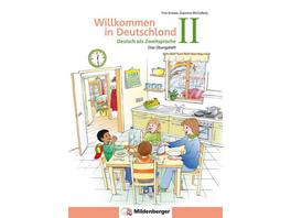 Das Übungsheft – Deutsch als Zweitsprache II