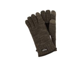 Handschuhe aus Wolle - Touchscreen-fähig