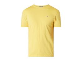 Regular Fit T-Shirt mit Logo-Applikation