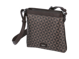 BARINA Cross bag, printed brow