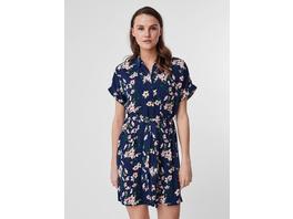 Vero Moda Normale Passform Hemdkleid in Mini-Länge