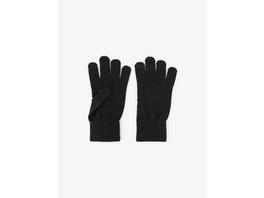 Pieces Rippstoff Handschuhe