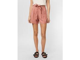 Vero Moda Regular Waist mit Bindegürtel Shorts