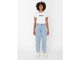 Noisy may High Waist  Barrel Jeans