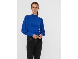 Vero Moda Reguläre Passform  Bluse mit Stehkragen