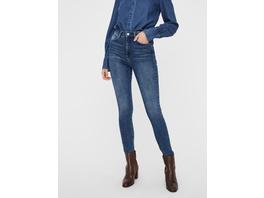 Vero Moda Gürtelriemen an der Taille  Jeans mit High Waist