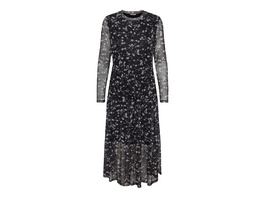Noisy may Reguläre Passform Kleid mit Glitzereffekt