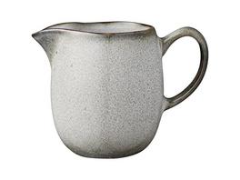Milchkanne Amera grau