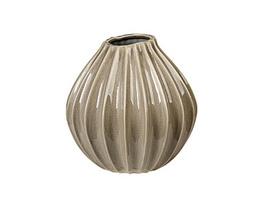 Vase Wide M sand