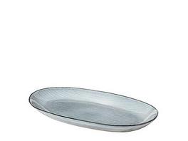 Servierplatte oval Nordic Sea 30cm