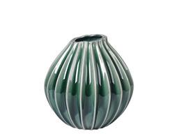 Vase Wide M grün